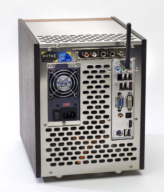 Новый взгляд на зеленый ПК: HTPC Green PC