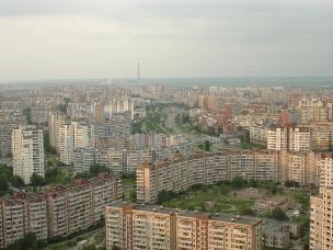Забор техники по Троещине, Харьковскому, Лесному и Воскресенке